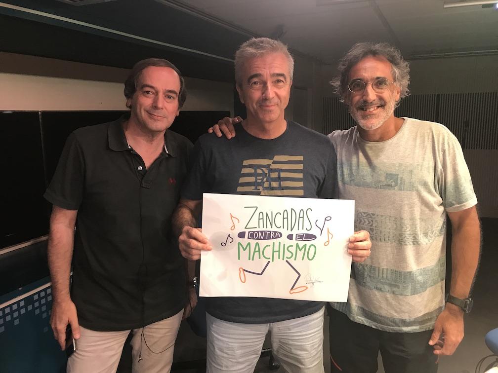 CON CARLES FRANCINO E ISAÍAS LAFUENTE EN LA SER